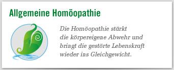 Allgemeine Homöopathie