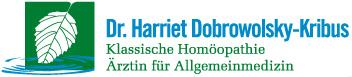 Dr. Harriet Dobrowolsky-Kribus Logo